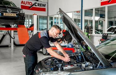Votre voiture est entre de bonnes mains avec AutoCrew
