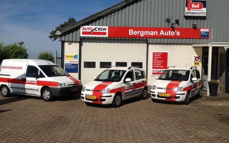 AutoCrew Bergman Auto's