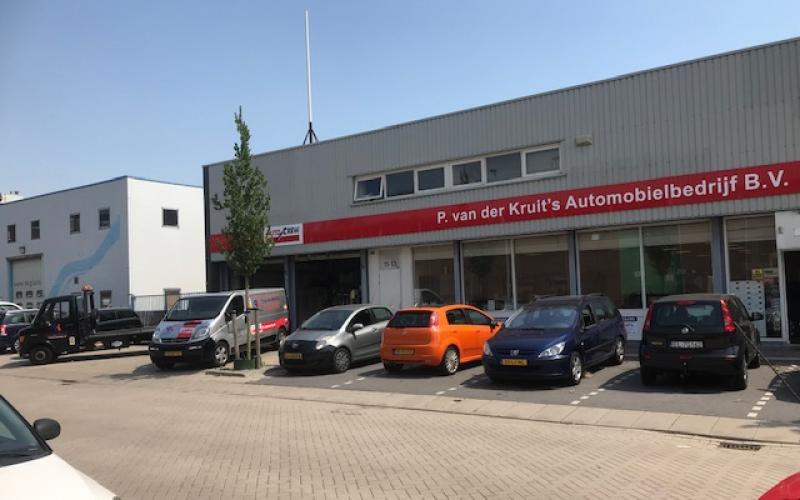 Welkom bij P. van der Kruit's autobedrijf