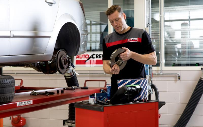 AutoCrew Bosch Brake Specialist