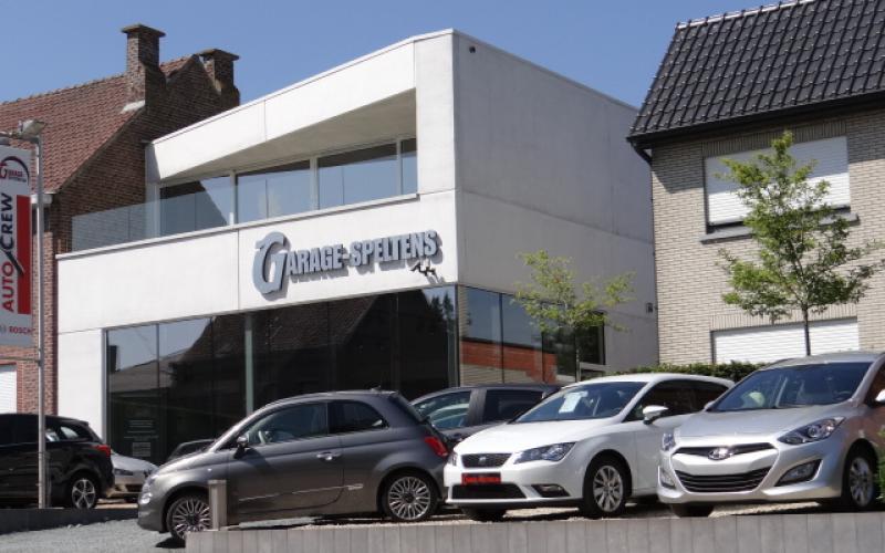 AutoCrew Garage Speltens