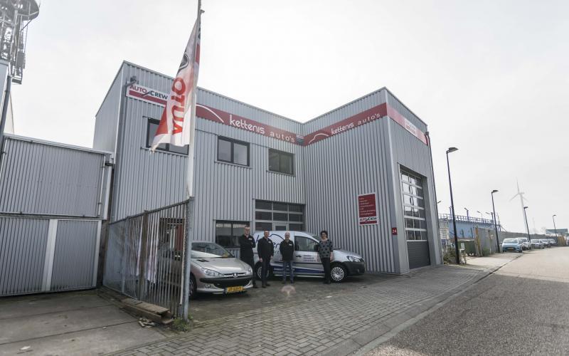 Het bedrijf: Kettenis Auto's