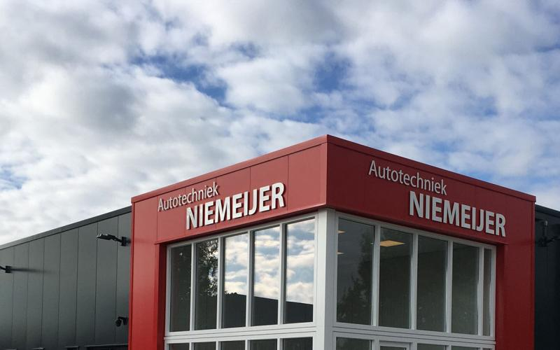 Welkom bij Autotechniek Niemeijer