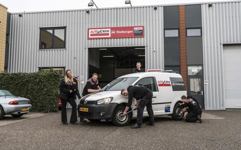 Welkom bij auto Rietbergen!
