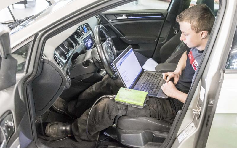 Auto Storing