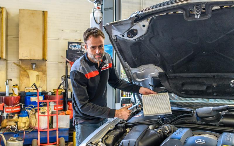 Aircoservice voor uw auto in Hilversum
